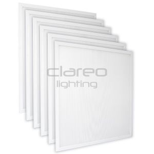 Panel CLAREO 600x600 40W ECO Pack 6