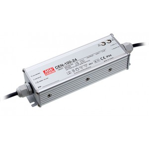 Driver Meanwell 24VDC 100W IP66 - CEN-100-24