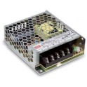 Driver Meanwell 24VDC IP 20 - 50W - Deco LRS-50-24