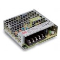Driver Meanwell 24VDC IP 20 - 75W - Deco LRS-75-24