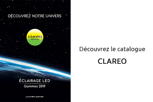 catalogue CLAREO