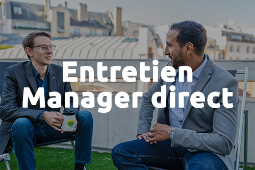 entretien manager direct