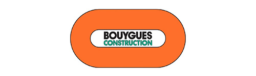 Bouygies construction logo