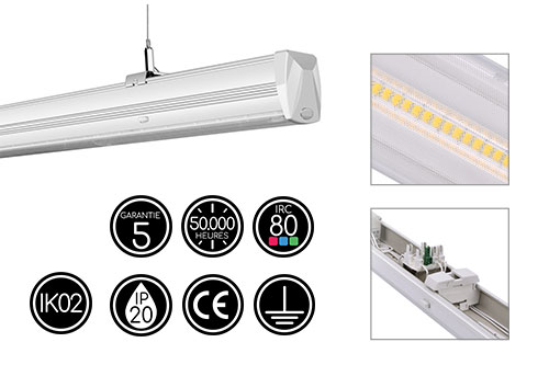 Trackline 150cm Tech - Module LED 35W