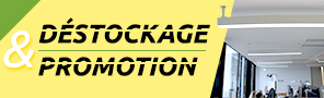 Destockage et promotions